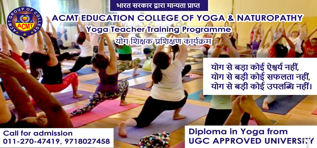 Yoga Courses in delhi